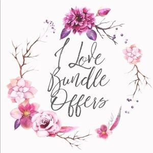 Other - BUNDLE YOUR❤FOR SAVINGS🙆🏻♀️